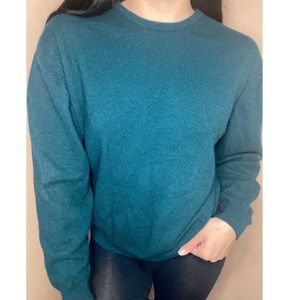 Charter Club Vintage Cashmere Crewneck Sweater